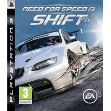 Need for Speed SHIFT (PS3, русская версия), , Гонки