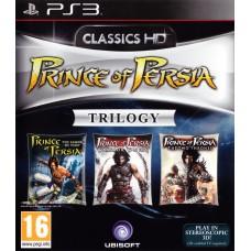 Prince of Persia Trilogy HD (PS3), 242465, Приключения/Экшн