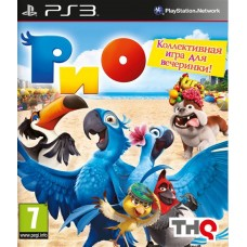 RIO (PS3), 218014, Приключения/Экшн