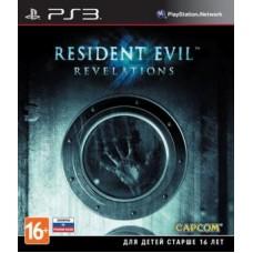 Resident Evil Revelations (PS3, русские субтитры), 202543, Приключения/Экшн