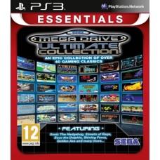 Sega Mega Drive Ultimate Collection Essentials (PS3), PS3, Приключения/Экшн