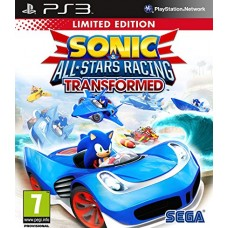 Sonic All-Star Racing Transformed (PS3), 87619, Приключения/Экшн