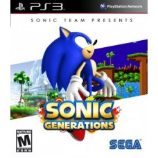 Sonic Generations (PS3)..