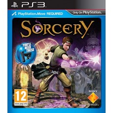 Sorcery Move Compatible (PS3)..