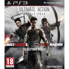 Ultimate Action Triple Pack (PS..