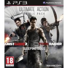 Ultimate Action Triple Pack (PS3), 207928, Приключения/Экшн