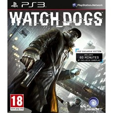 Watch Dogs (PS3)..
