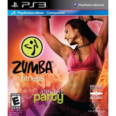 Zumba Fitness (PS3, Move)..
