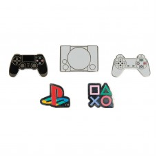 Значки PlayStation Enamel Pin Badges (Paladone), ,