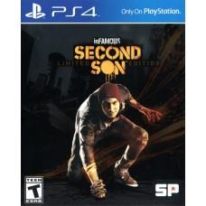 inFAMOUS Second Son (PS4), 237132E, Приключения/экшен