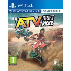 ATV Drift and Tricks (PS4, VR), , Гонки
