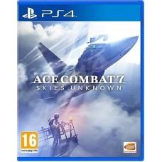 Ace Combat 7 Skies Unknown (PS4, русские субтитры), 223249, Приключения/экшен