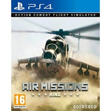 Air Missions Hind (PS4, русские..