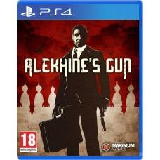 Alekhines Gun (PS4)..