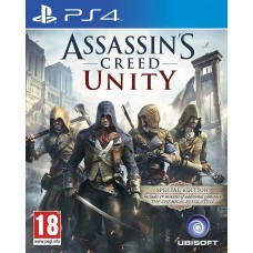 Assassins Creed Unity (PS4) (P)..