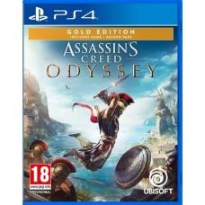 Assassins Creed Odyssey Gold Edition (PS4, русская версия), , Приключения/экшен
