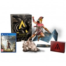 Assassins Creed Odyssey Medusa Edition (PS4), , Приключения/экшен