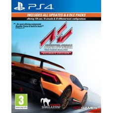 Assetto Corsa Ultimate Edition (PS4, русские субтитры), 219664, Гонки