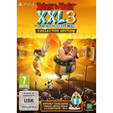 Asterix and Obelix XXL 3 The Crystal Menhir Collectors Edition (PS4), ,