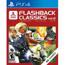 Atari Flashback Classics Volume 2 (PS4), 218918, Другие