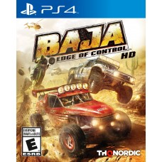 Baja Edge of Control HD (PS4), 242065, Гонки