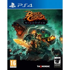 Battle Chasers Nightwar (PS4, русская версия), 242255, РПГ