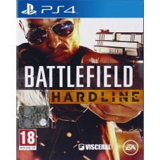 Battlefield Hardline (PS4, русс..