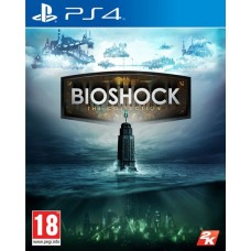 Bioshock The Collection (PS4), 216169, Шутеры