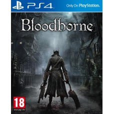 Bloodborne (PS4, русские субтит..