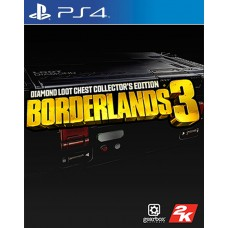 Borderlands 3 Collectors Edition (PS4), 225182, Шутеры