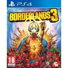 Borderlands 3 (PS4, русские субтитры), 225179, Шутеры