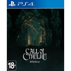 Call of Cthulhu (PS4, русские с..