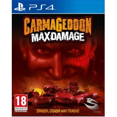 Carmageddon Max Damage (PS4, ру..