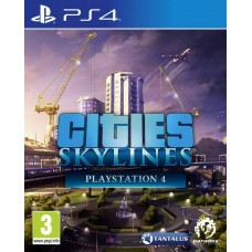 Cities Skylines (PS4, русские с..