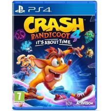 Crash Bandicoot 4 its About Time (PS4, русская версия), 285539, Приключения/экшен