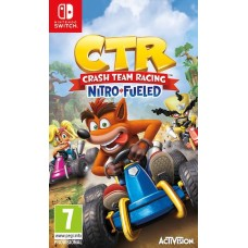 Crash Team Racing Nitro-Fueled (Switch), 223702, Гонки