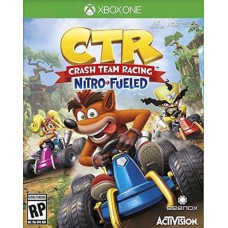 Crash Team Racing Nitro Fueled (Xbox One), Xbox One, Гонки
