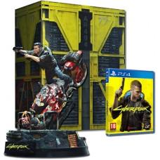 Cyberpunk 2077 Collectors Edition (PS4, русская версия), PSIV732, Приключения/экшен