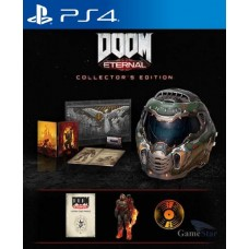 DOOM Eternal Collectors Edition..