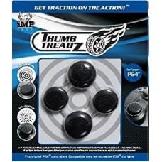 Насадки на стики для джойстика DS4 Thumb Treadz (4 шт, черный), 239208, Игры