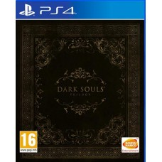 Dark Souls Trilogy (PS4, русские субтитры), 232814, РПГ