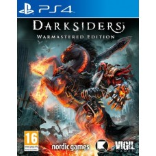 Darksiders Warmastered Edition (PS4, русские субтитры), 218009, Приключения/экшен