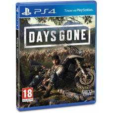 Days Gone (PS4, русская версия)..