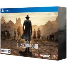 Desperados III Collectors Edition (PS4, русская версия), 226292, Приключения/экшен