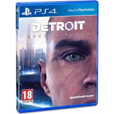 Detroit Become Human (PS4, англ..
