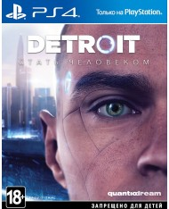 Detroit Become Human..