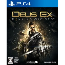 Deus Ex Mankind Divided (PS4, р..