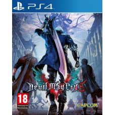 Devil May Cry 5 (PS4, русские с..