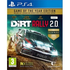 Dirt Rally 2.0 Game of the Year Edition (PS4), ,