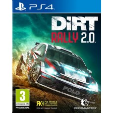 Dirt Rally 2.0 (PS4), 223141, Гонки